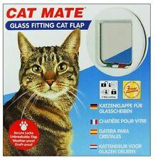 CAT Mate vetro RACCORDO Cat Flap DOOR