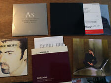 George Michael [5 CD Maxi PROMO] Roxanne + Jesus + Freeek + AS + You Have been