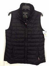 Calvin Klein Performance Womens Black Winter Vest-Jacket-Size Medium-*NEW w TAG*