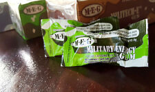Military Energy Gum - 2-Pack - Spearmint 100mg Caffeine Chewing Gum energy drink