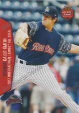 2017 International League All Star Caleb Smith RC Rookie NY Yankees