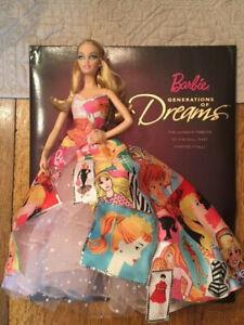Mattel 50th Anniversary GENERATIONS OF DREAMS Barbie