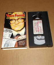 Death of Vince Foster, The - What Really Happened? (VHS) Bill Hillary Clinton