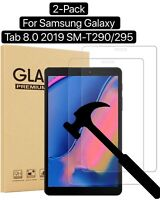 "2PACK Tempered Glass Screen Protector for Samsung Galaxy Tab A 8.0 "" T290/T295"