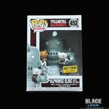 Funko Pop! Alphonse Elric with Kittens Fullmetal Alchemist FMA Hot Topic Pop