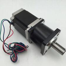 Nema23 Stepper Motor Ratio 15:1 Gearbox Planetary Reducer & Driver 12pcs CNC Kit