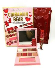 Too Faced Cinnamon Bear Limited Edition Eye Cheek & Lip Makeup Collection
