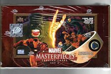 2008 Marvel Masterpieces  Series 2 Sealed Box From Upper Deck Sky Box