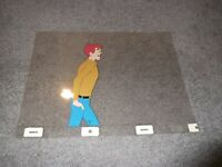 Vintage Archie Show Comics Cartoon Animation Archie himself Cel 2