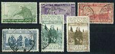 ITALIEN, 1926 Hl. Franziskus 234-39 gestempelt, (10398)