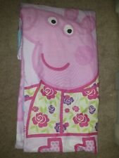 Peppa Pig Reversible Single Duvet Cover