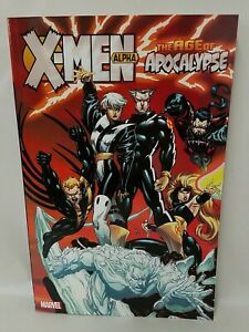 X-Men Age of Apocalypse Vol 1 Alpha (2015) TPB Marvel SC GN New