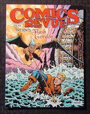 2010 COMICS REVUE Magazine Presents Flash Gordon NM #289-290 128pgs