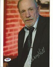 Henry Hill Signed 8x10 Photo PSA/DNA COA Goodfellas Movie Mafia Mob Gangster Rat
