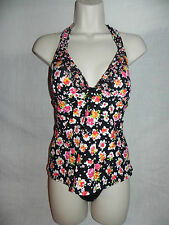 Kenneth Cole Reaction 2pc Tankini Small Swimsuit NWT $106