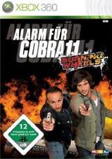 RTL Alarm für Cobra 11 - Burning Wheels XBOX 360 Spiel