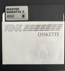 Atari Dos 3 Master Disk