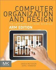 Computer Organization and Design : The Hardware/Software Interface (ARM Edition)