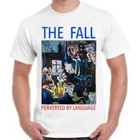 The Fall Perverted By Language Punk Rock Retro T Shirt 281