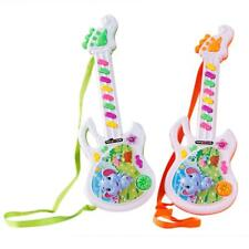 Musical Toy Electric Guitar Instrument for Girls Age 3 4 5 6 7 8 Year Old Kids