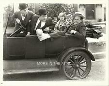 STAN LAUREL AND OLIVER HARDY A PERFECT DAY HAL ROACH FILM STILL #7