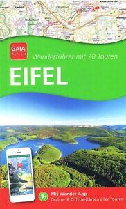REISEFÜHRER Wanderführer Eifel, Daun Mayen 2020/21, 70 Touren+ Wander App NEU