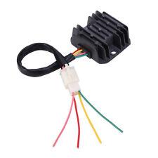 4 Wires Voltage Regulator Rectifier Motorcycle Boat Motor Mercury ATV GY6 50 150