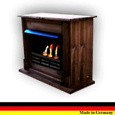 Ethanol Cheminee Fireplace Caminetto Gelkamin Chimenea Emily Deluxe Royal Chêne