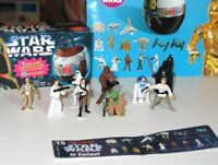 Ensemble complet TOMBOLA Star Wars tous 9 chiffres Darth Vader, Luke Han avec