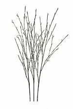 Floral Lights Lighted Willow Branch (set of 3 Branches) with 144 bulbs 48 inc...