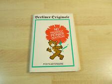 Berliner Originale: ND Pressefest Pionierzentrum Postkartenserie - 17 Postkarten