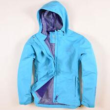 Helly Hansen Damen Jacke Jacket Gr.M (DE 38) Helly Tech Regenjacke Blau, 49862