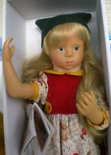 neue Götz Puppe 50 cm Corinna 1999 Sylvia Natterer Fanouche Künstlerpuppe Doll