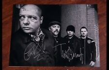 GFA Rancid Band * TIM ARMSTRONG & LARS * Signed 11x14 Photo PROOF AD1 COA