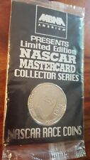 Rare limited edition 1996 Nascar race coins North Carolina motor speedway (MBNA)