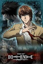 DEATH NOTE - LIGHT POSTER - 24x36 ANIME MANGA 3211
