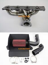 PLM Polaris Slingshot Ramhorn Header Turbo Manifold and Cold Air Intake Combo