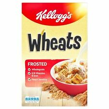Kelloggs Frosted Wheats 600g