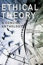 Ethical Theory: A Concise Anthology, , Good, Paperback