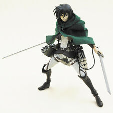 MY-HC-GR: Fabric cape for Figma Attack on Titan Mikasa Ackerman (No Figure)