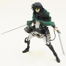 MY-HC-GR: Fabric cape for Figma Attack on Titan Mikasa Ackerman (No Figure)