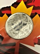 2017 Canada - $3 Heart of Our Nation  99.99% PURE SILVER Coin 150th Anniversary