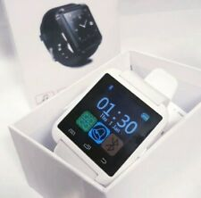 Android Smart Watch Bluetooth Watch International Silicone White Touchscreen New