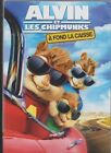 DVD ALVIN ET LES CHIPMUNKS A fond la caisse