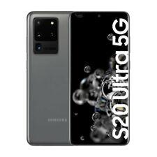 SAMSUNG GALAXY S20 ULTRA 5G G988B/DS DUAL SIM 128GB GRIGIO + COVER LTE NO BRAND