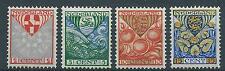 1926 TG Nederland Kinderzegels Nr.199-202 postfris, mooie serie zie foto's.