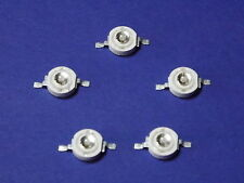 5 x 3w Power UV emettitore LED 365nm Ultra Violet 5mm