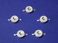 5 X 3W POWER UV LED  Emitter 365nm Ultra Violet 5mm
