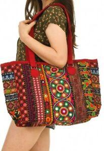 Indian Banjara Bag Woman Shoulder Banzara Designer Handmade Beg Velentine Wall02