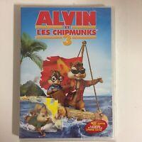 Alvin Et Les Chipmunks 3 DVD Nuevo en Blíster c18